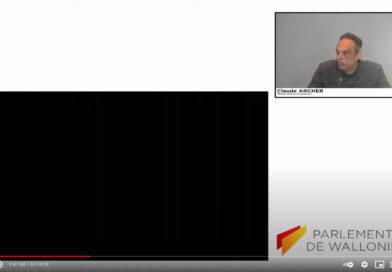 Transparencia au Parlement Wallon